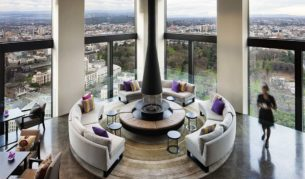 Sofitel Club Lounge Melbourne on Collins