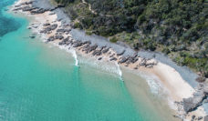 Cool down at one of Queensland's world-class beaches
