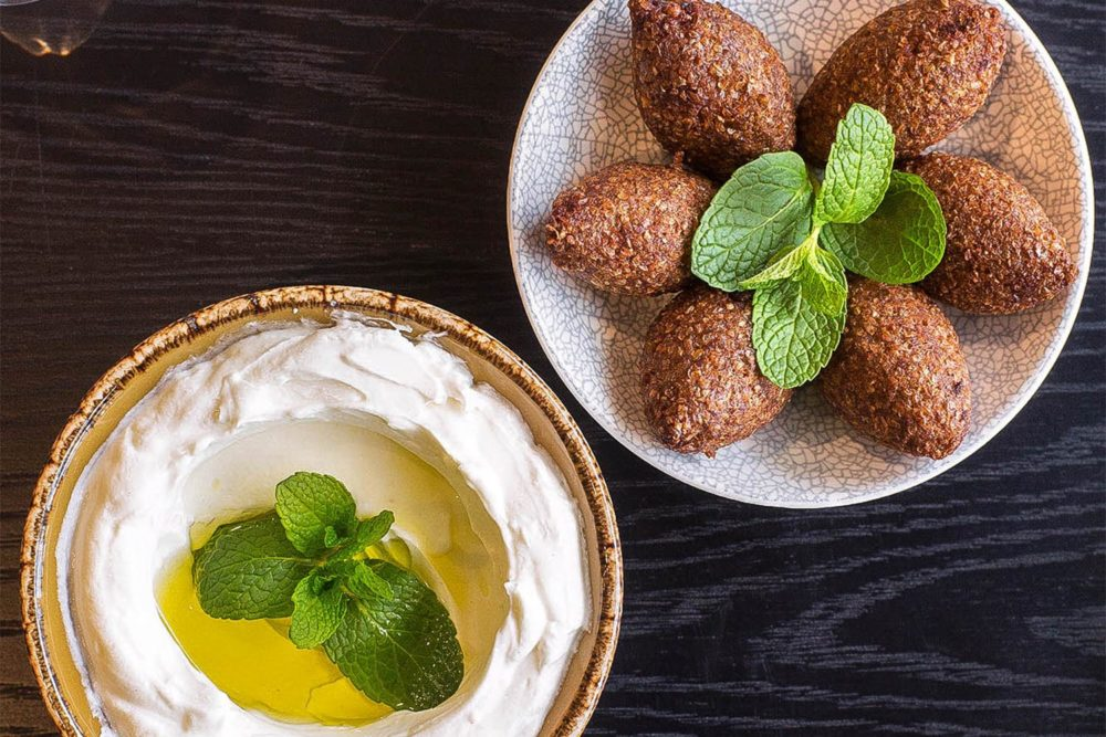 Bekka falafel's are as photogenic as they are delicious