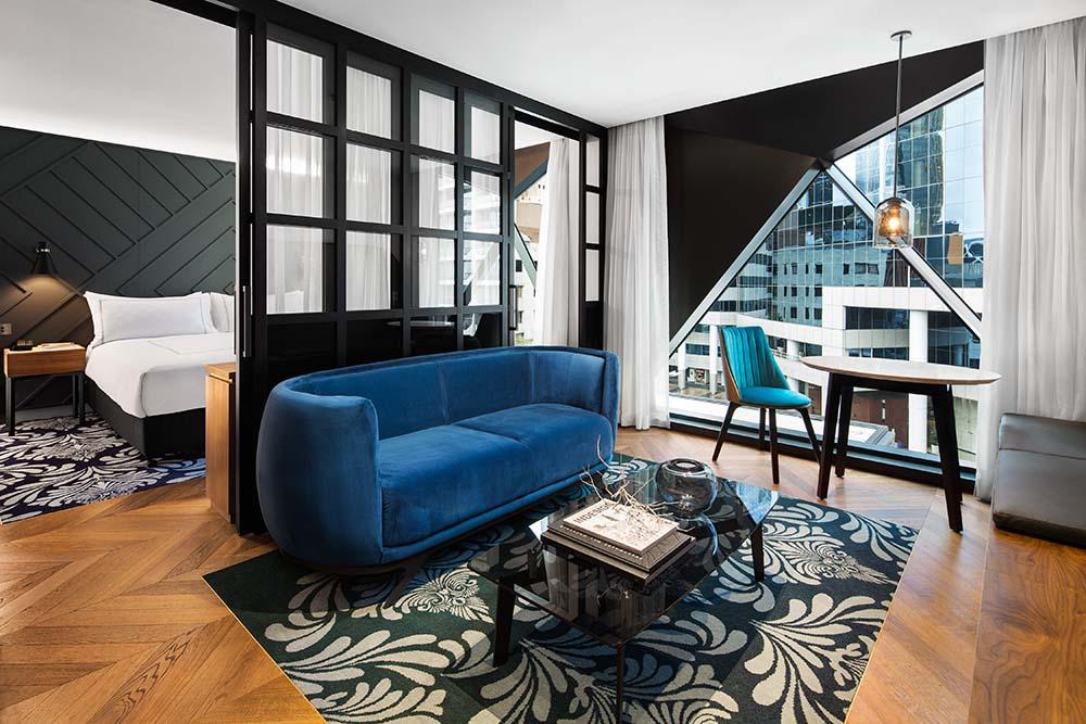 West Hotel Sussex Suite