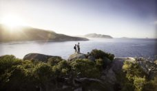 Southern tip of Wilsons Promontory
