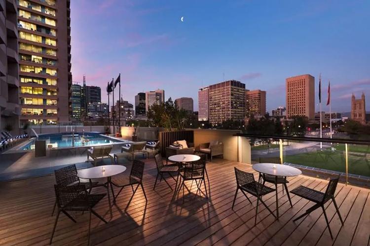 Hilton, Adelaide.