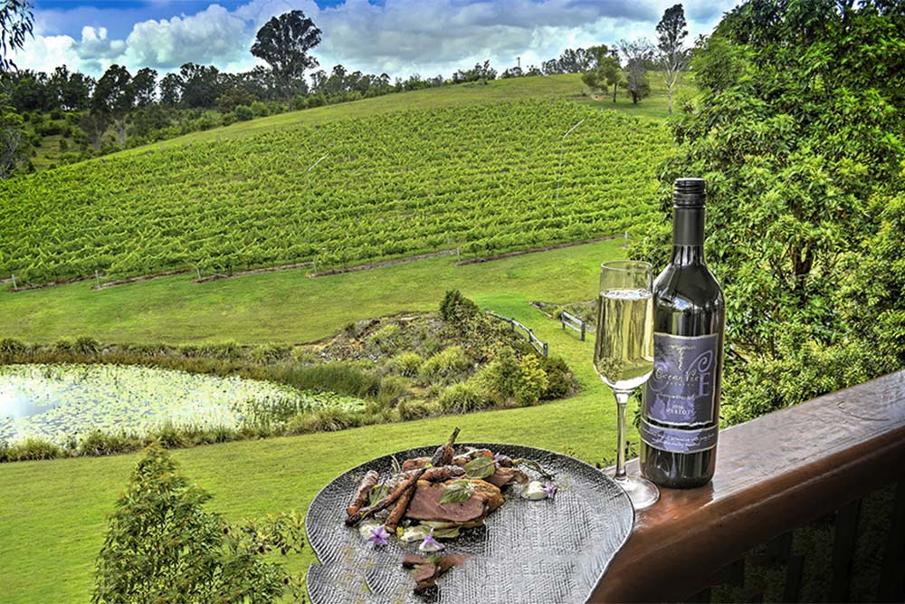 Try a perfect drop at Ocean View Estates - Image taken by Mark Stunning