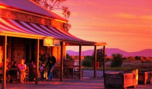 The Prairie Hotel, SA.