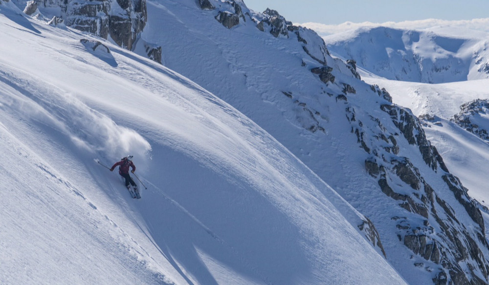 Thredbo And Perisher Now Offering Off Resort Skiing And