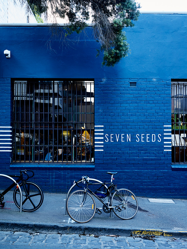 Seven Seeds, Melbourne. Image via Mark Roper.