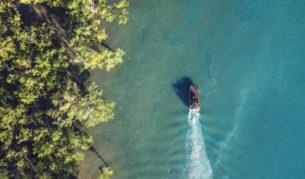 Airboat tour, Darwin