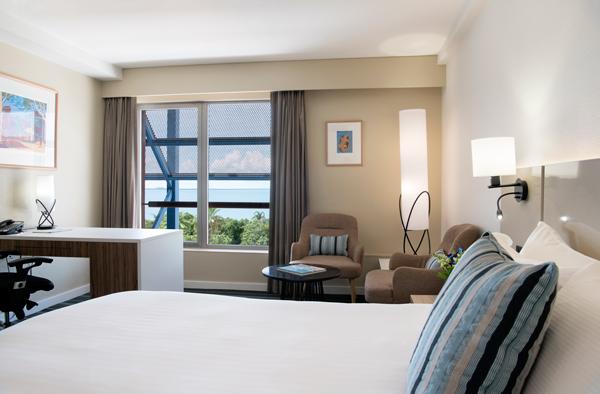 Hilton DoubleTree Hotel Esplanade Darwin.