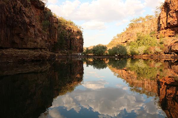 Katherine River in Nitmiluk National Park.