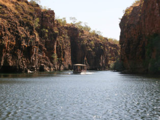 Katherine Gorge, Northern Territory.