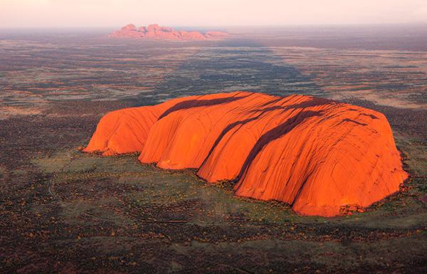 Uluru, Northern Territory.