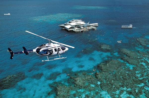 Great Barrier Reef, Queensland.
