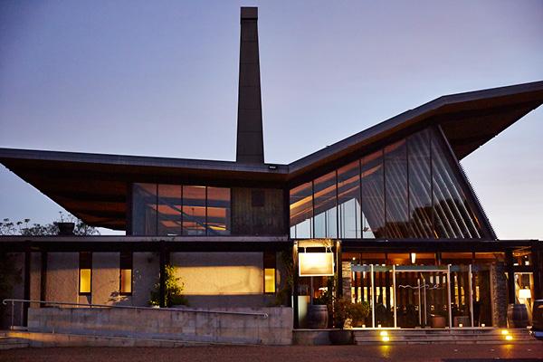 Muse Restaurant, Hunter Valley.