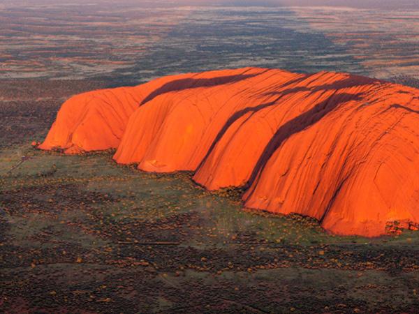 Red centre holiday Uluru