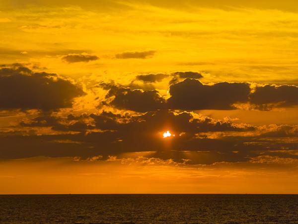 Mindil Beach in Darwin