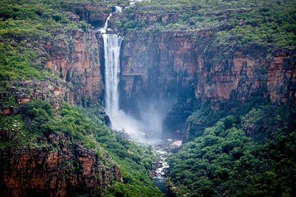 Jim Jim Waterfall, Kakadu.