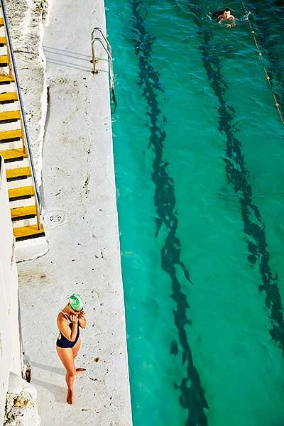 Icebergs pool, Bondi Beach.