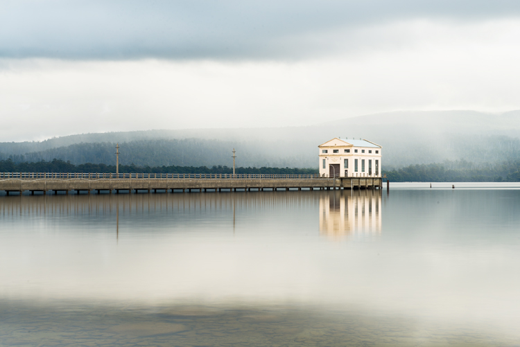 Pumphouse Point, Lake St Clair