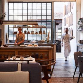 Fred's restaurant in Paddington, Sydney
