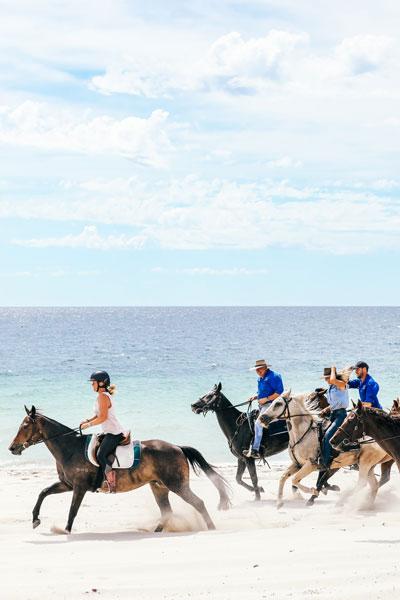 Ride horses Margaret River