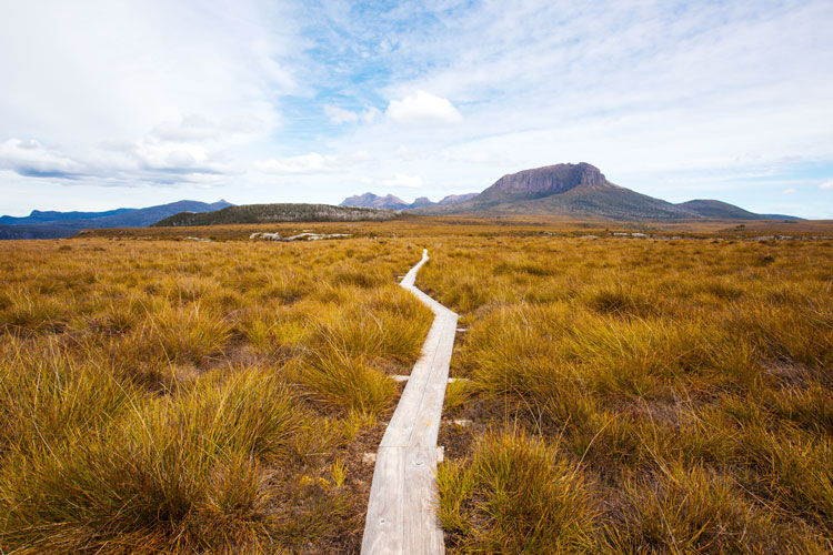 The Overland Track, Cradle Mountain, Tasmania