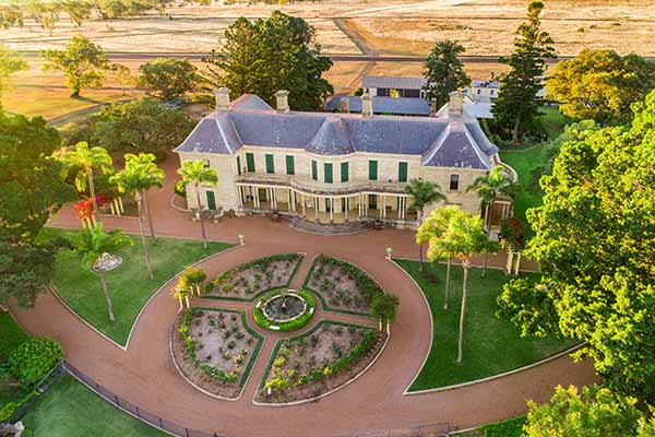 Jimbour House Western Downs