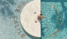 Pool at The Calile Hotel, Brisbane