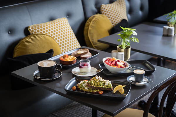 The Ovolo The Valley food