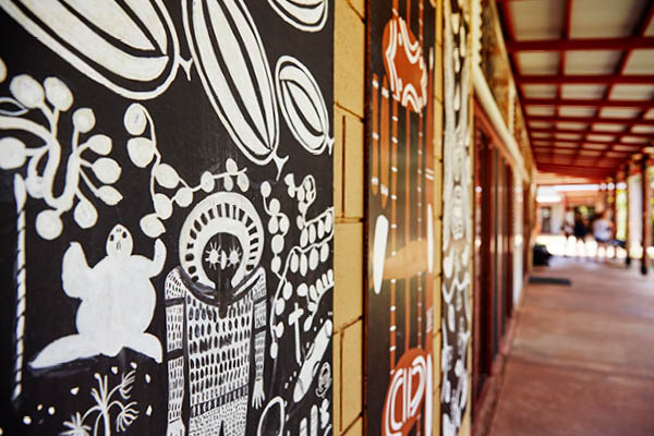 Indigenous artwork The kimberleys