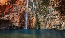 Waterfalls in the Kimberley