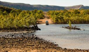 river the kimberleys