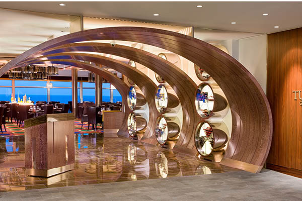 Celebrity Solstice Tuscan Grill