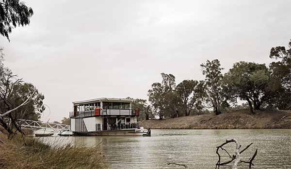 NSW Outback, Darling River Run, Bourke
