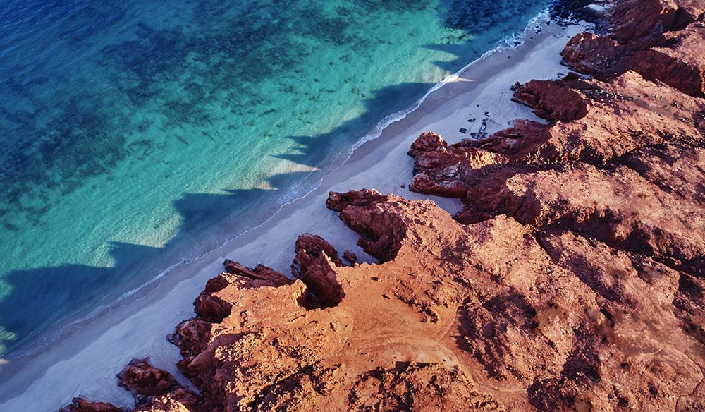 Western Beach, Kooljaman at Cape Leveque