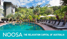 Peppers Noosa Resort travel deal