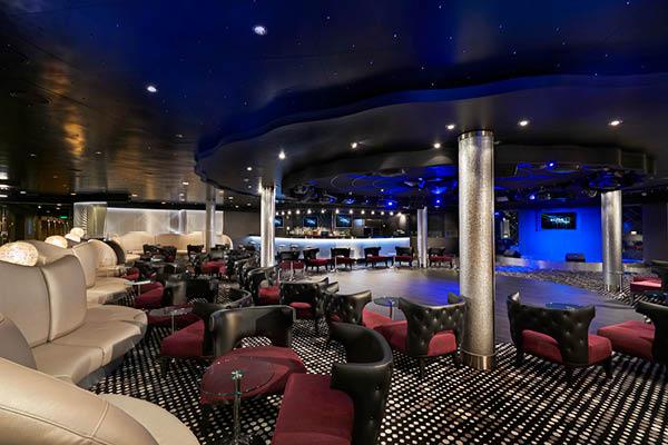 Norwegian Jewel Bliss Ultra Lounge