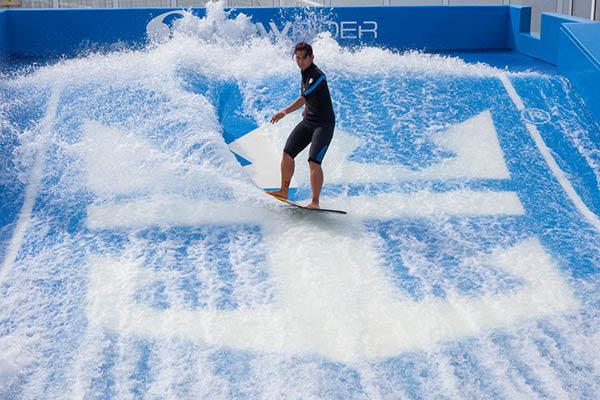 Ovation of the Seas Wave Rider