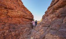 Outback Inspiring Journeys with AAT Kings