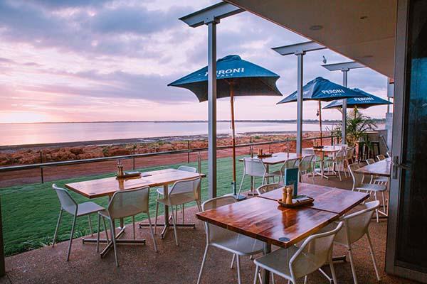 Onslow Beach Club, Western Australia