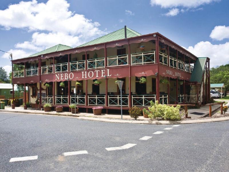 Mackay pub