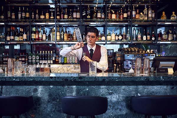 Solander Bar West Hotel Sydney