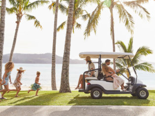 Golf Buggy Hamilton Island