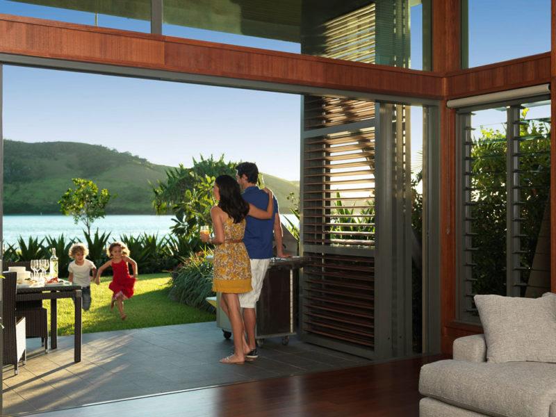 Hamilton island Yacht Club Villas families