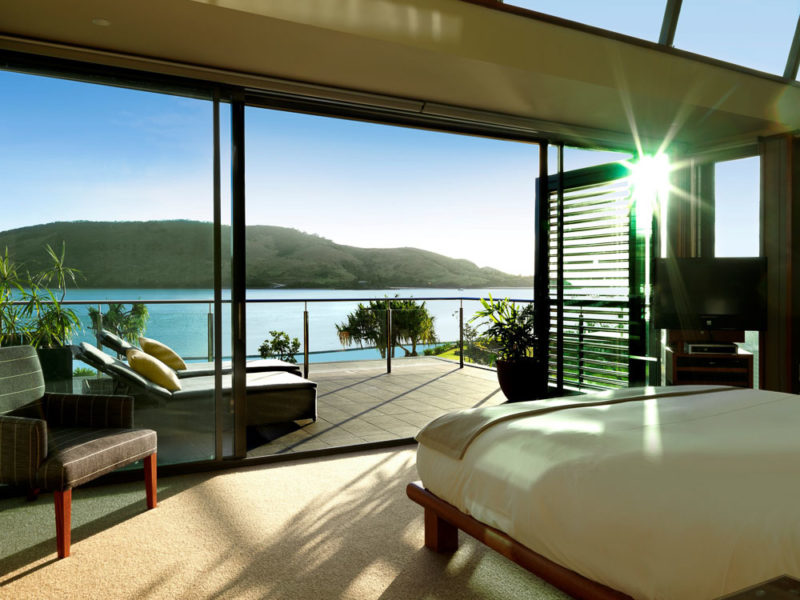 Deck. Hamilton Island Yacht Club Villa