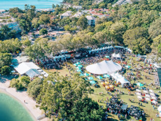 Sunshine Coast Food and Wine