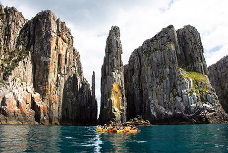 Cape Hauy - Roaring 40's Ocean Kayaking