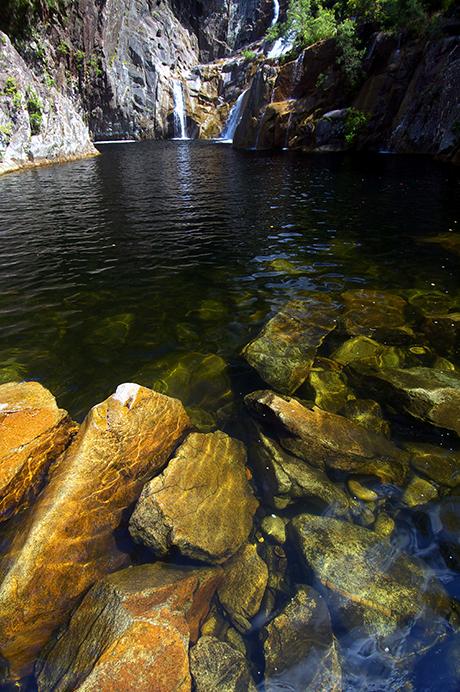 Behana Gorge in Woonooroonan National Park