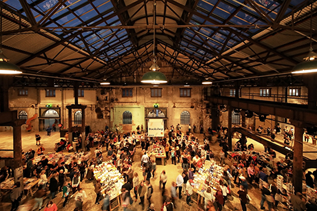 The Sydney Writers' Festival at Carriageworks.