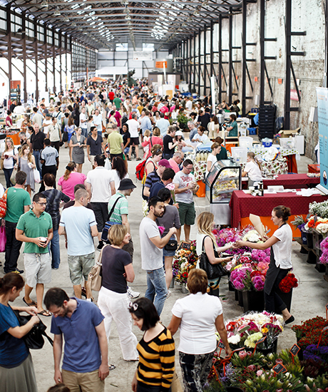 Eveleigh Farmers Markets at Carriageworks