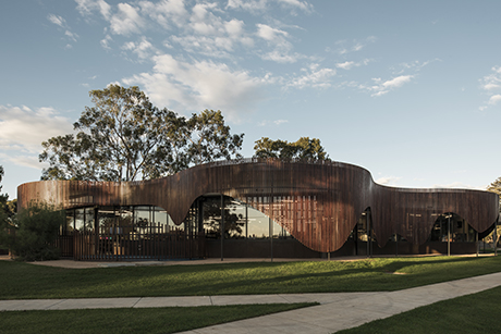 Cobram Library
